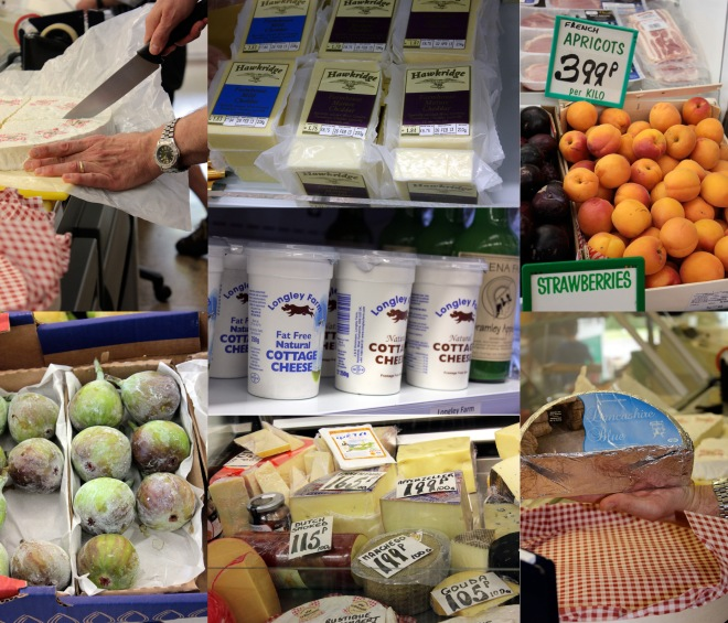 Choose from our stock of over thirty different cheeses